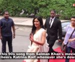 Know how Salman Khan makes Katrina Kaif happy when she is sad