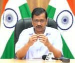 Lockdown in Delhi extended till May 17, Metro services to remain suspended: CM Kejriwal