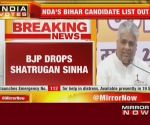 Lok Sabha elections: NDA releases candidate list for Bihar, Ravi Shankar Prasad to contest from Patna Sahib