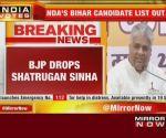 Lok Sabha elections: NDA releases candidate list for Bihar, Ravi Shankar Prasad to contest from Patna Sahib