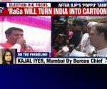 Lok Sabha polls: Rahul Gandhi a puppy, says Gujarat BJP leader