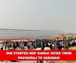 Loksabha elections 2019: Priyanka Gandhi launches 'Ganga Yatra' campaign in Uttar Pradesh