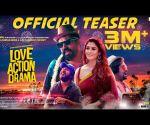 Love Action Drama   Official Teaser   Nivin Pauly, Nayanthara   Dhyan Sreenivasan   Shaan Rahman  HD