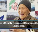 Masazo Nonaka, world's oldest man, dies in Japan at 113