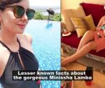 Minissha Lamba: Lesser known facts about the actress whose latest pics have taken internet by storm