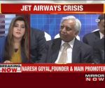 Naresh Goyal, wife Anita resign from Jet Airways board
