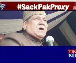 NC leader Akbar lone while addressing rally in Kupwara said 'Pakistan Zindabad'