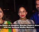 Neena Gupta breaks her silence on daughter Masaba Gupta's divorce