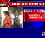 News article on Rafale deal is factually inaccurate: Ministry of Defence