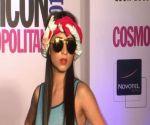 Nishka Lulla and Cosmo fashion show