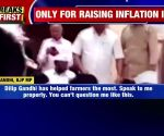 On cam: BJP MP Dilip Gandhi loses his cool, shouts at farmer