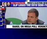 People feel that PM Modi has not delivered what he promised: Rahul Gandhi