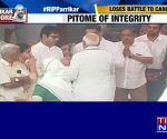 PM Narendra Modi pays last respects to Manohar Parrikar