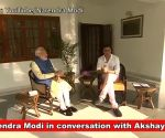 PM Narendra Modi shares his retirement plan with Akshay Kumar