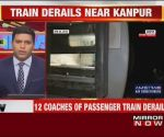 Poorva Express derails near Kanpur,  at least 3 injured