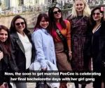Priyanka Chopra shares pics of her bachelorette party with her girl gang