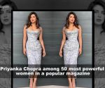 Priyanka Chopra shares ranks with Beyonce' in 50 most powerful women