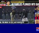 Pulwama attack: Bodies of soldiers flown to Delhi, PM Narendra Modi pays tribute