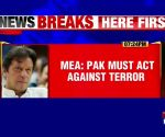 Pulwama attack: MEA demolishes Imran Khan's counter with 7 points, tells Pak to take action against terrorists
