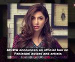 Pulwama terror attack: AICWA announces blanket ban on Pakistani artists