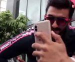 Ranveer Singh can't stop raving about auntyji's rap skills!