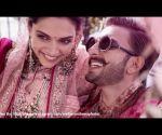 Ranveer Singh, Deepika Padukone's Mehendi & Wedding Ceremony in Italy #DeepVeer