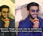 Ranveer Singh reveals why he moved into Deepika Padukone's house post marriage; Saumya Tandon shares first pic of her baby, and more…