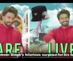 Ranveer Singh's quirky GiFs will leave you in splits!