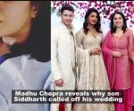 Revealed! Real reason why Priyanka Chopra's brother Siddharth Chopra called off his wedding with Ishita Kumar