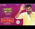 R K Nagar | Papara Mittai Lyrical Video | Premgi Amaran | Vaibhav| Sana Althaf | Venkat Prabhu