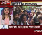 Sabarimala row: SC to hear review petitions on November 13