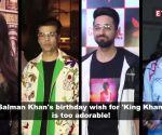 Salman Khan does Shah Rukh Khan's signature step to wish him, says 'phone toh utha leta mera'; Anushka Sharma and Virat Kohli twin in black, and more…