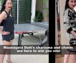 Sanjay Dutt's wife Maanayata Dutt raises the temperature with her sultry pictures
