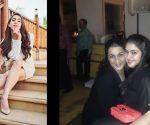 Sara Ali Khan shares throwback picture twinning with mother Amrita Singh, Kartik Aaryan drops a funny reaction