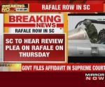 SC grants permission to centre to file affidavit on Rafale deal