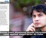 Sexual harassment: Pakistani actor Ali Zafar challenges actress Meesha Shafi to face the court