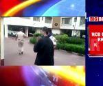 SSR death case: Narcotics Control Bureau raids residences of Rhea, Samuel Miranda