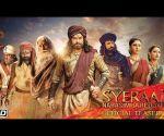 Sye Raa Teaser (Hindi)   Chiranjeevi   Amitabh Bachchan   Ram Charan   2nd Oct