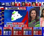 Telangana assembly election results: We are very confident of TRS victory, says K Kavitha