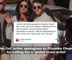 'The Cut' writer apologises to Priyanka Chopra; Bollywood celebs head to Udaipur for Isha-Anand wedding celebrations, and more