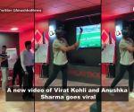 This latest video of Virat Kohli and Anushka Sharma will beat Monday blues