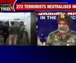 This year 69 terrorists killed including 25 from JeM: Security forces