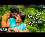 Thottu Vidum Thooram Tamil Movie - Official Trailer   Vivek Raj   Livingston   Noha   Nageswaran