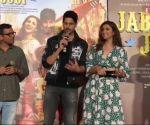 Trailer launch of  Sidharth Malhotra and Parineeti Chopra starrer 'Jabariya Jodi'