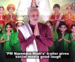 Trailer of 'PM Narendra Modi' turns into hilarious memes on social media