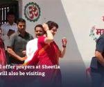 UP: Priyanka Gandhi Vadra to visit Kashi Vishwanath temple today