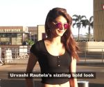 Urvashi Rautela is an awestruck beauty and these pictures are the proof!