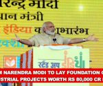 Uttar Pradesh: PM Narendra Modi to lay foundation of projects worth 80,000 cr