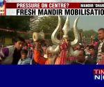 VHP holds Dharam Sabha in Delhi on Dec 9