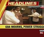 Video news: All in one minute @ 12 noon